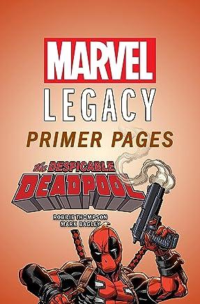 Despicable Deadpool - Marvel Legacy Primer Pages (Despicable Deadpool (2017-2018))