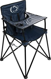 ciao! baby NCAA Collegiate Portable High Chairs, Unisex Chair for Children, One Size