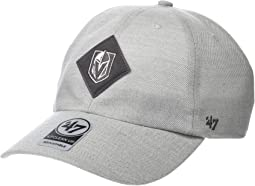 Vegas Golden Knights Fade Suede 47 Clean Up