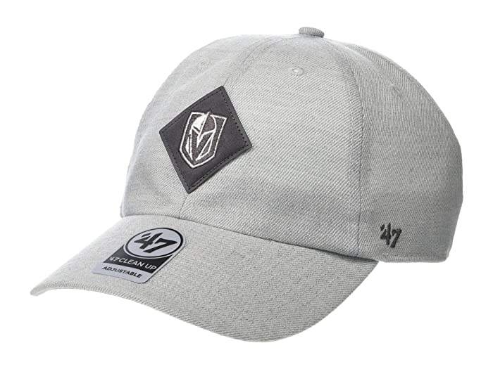 Vegas Golden Knights Fade Suede 47 Clean Up Gray
