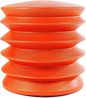 ExtraErgo Ergonomic Stool for Active Sitting (Orange)