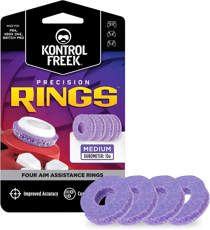 KontrolFreek Precision Rings para PlayStation 4 Xbox one