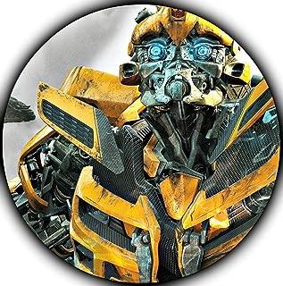 Transformers Bubblebee Camaro Edible Image Photo 8
