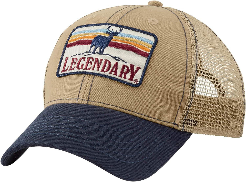 Legendary Whitetails Men's Marksman Cap