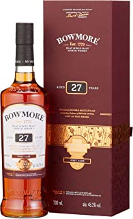 "Bowmore 27 Years Old THE VINTNER""S TRILOGY Port Cask Whisky 1 x 0.7 l"