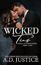 Wicked Ties (Steele Security Series Book 2)