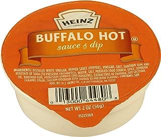 Heinz Buffalo Hot Sauce Single Serve (2 oz Dunk Cup, Pack of 60)