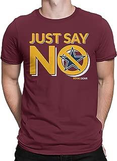 Washington Football T-Shirt, Just Say No