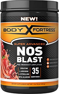 body fortress nos
