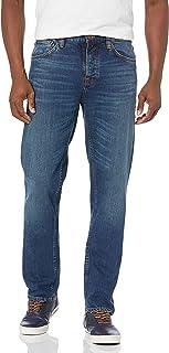Nudie Unisex Steady Eddie II Dark Classic Jeans