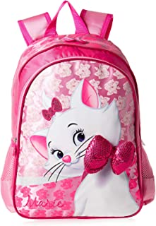 Marie School Backpack for Girls - Pink