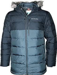 Men's Northridge Lodge 700 Fill Down Hooded Omni Heat Winter Puffer Jacket