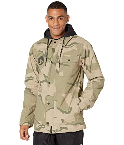 Burton Dunmore Jacket (Barren Camo) Men