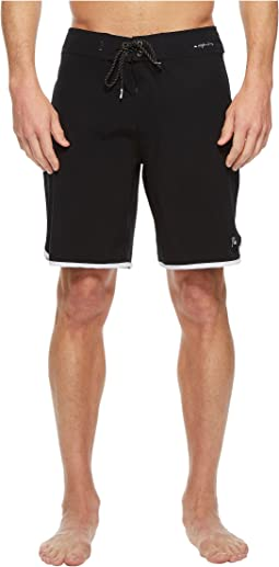 "Highline Scallop 19"" Boardshorts"