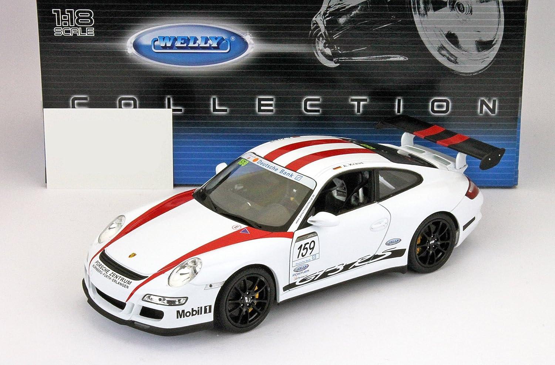 Porsche 911 (997) GT3 RS -  159 - 1 18 B002QS071G Moderner Modus  | Sehr gute Farbe