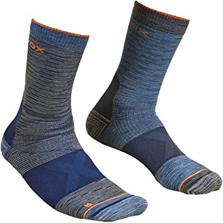 Ortovox Men's Socks Alpinist Mid & Performance Headband