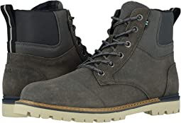 Waterproof Forged Iron Waxy Suede/Rugged Canvas