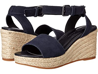 Splendid Arianna (Navy Cow Suede) Women