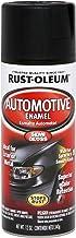 Rust-Oleum 252465 Automotive 12-Ounce Spray Paint, Semi-Gloss Black