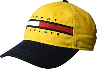 Tommy Hilfiger Men's Dad Hat Avery