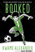 Booked (Graphic Novel) (The Crossover Series)