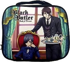 Black Butler Book of Circus Ciel and Sebastian lunch Bag