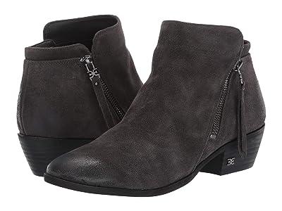 Sam Edelman Packer (Asphalt Velutto Suede Leather) Women