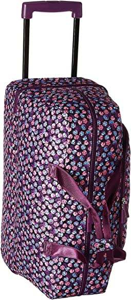 Vera Bradley Luggage - Wheeled Carry-On