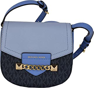 Michael Kors Karla PVC Shoulder Bag
