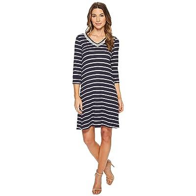 Hatley Elsie Dress (Solstice Stripes) Women