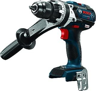 Bosch HDH183B 18V EC Brushless 1/2 In. Hammer Drill/Driver (Bare Tool), Blue