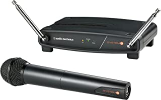 Audio-Technica System 8 ATW-802-T2 Wireless Handheld Microphone System