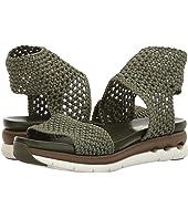Salvatore Ferragamo - Elastic Platform Sandal