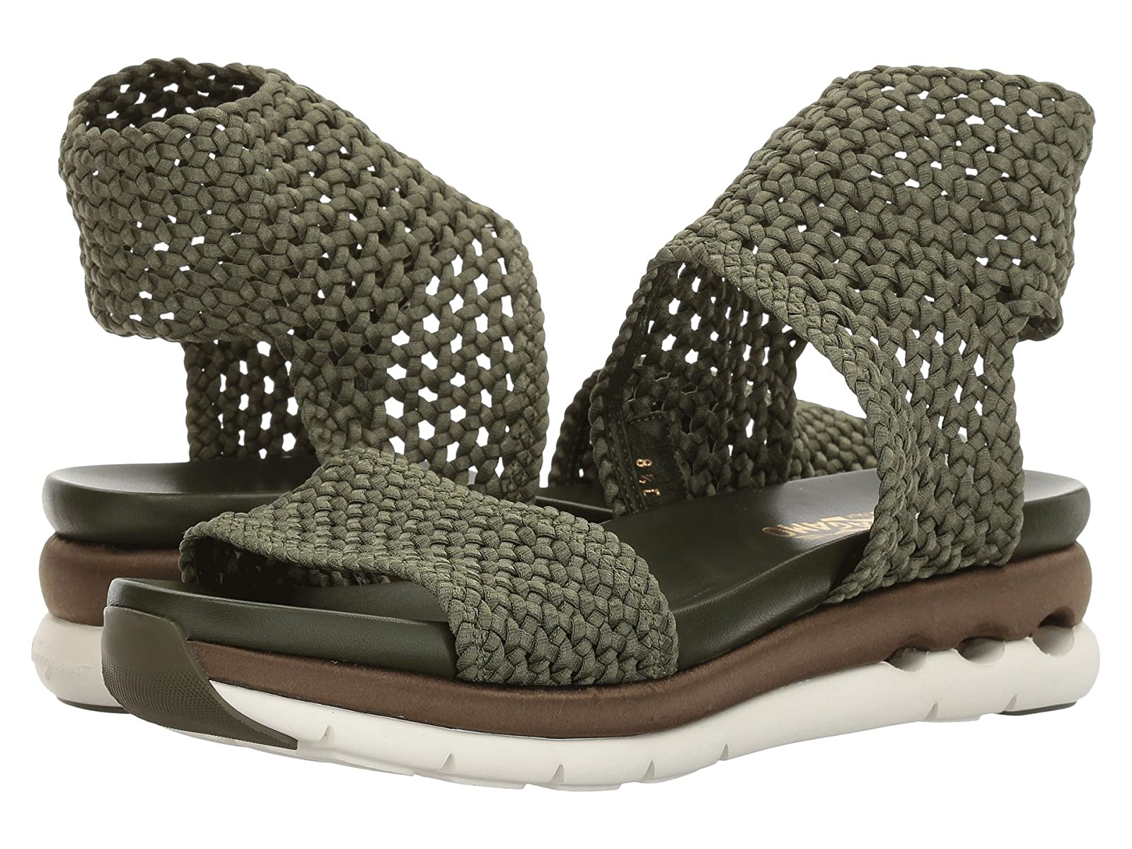 Salvatore Ferragamo Elastic Platform SandalCheap and distinctive eye-catching shoes