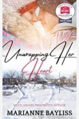 Unwrapping Her Heart: A Romantic Holiday Novella Kindle Edition