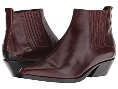 rag & bone Westin Boot (Mahogany) Women