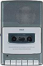RCA RP3504 Cassette Shoebox Voice Recorder