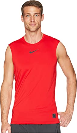 Pro Fitted Sleeveless Training Top