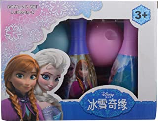 Disney Frozen Bowling Set of 8 Pieces - 3 Years & Above