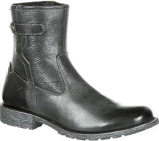 حذاء جلدي بسحاب جانبي من Durango DDB0153 للرجال 11. 5D (M) أمريكي