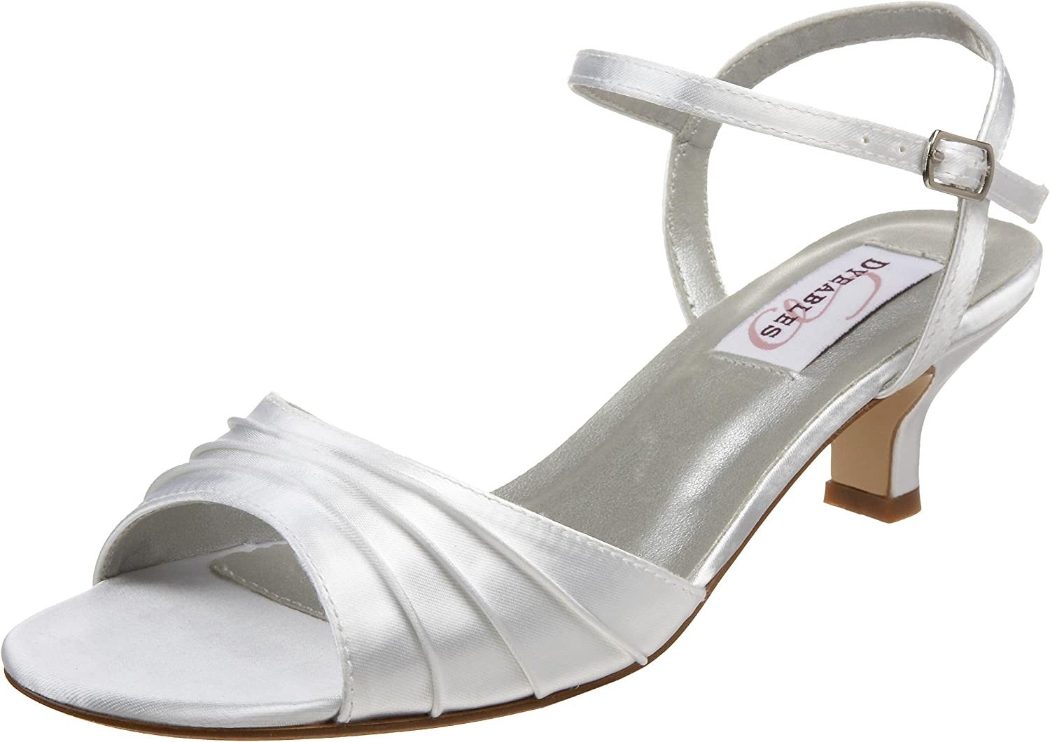 Max 88% OFF Dyeables Women's Brielle Ankle-Strap Max 67% OFF Sandal