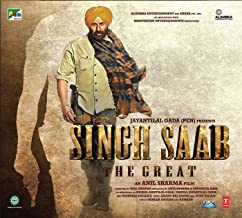 Singh Saab - The Great (Original Motion Picture Soundtrack)