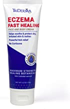 TriDerma Eczema Fast Healing Cream (4.2 oz)