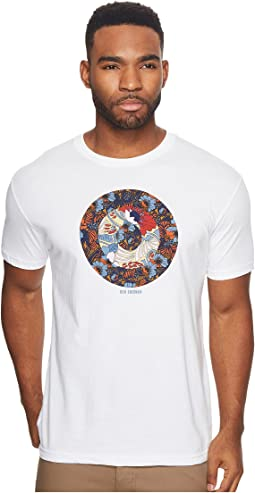 Ben Sherman - Short Sleeve Hero Target Graphic Tee