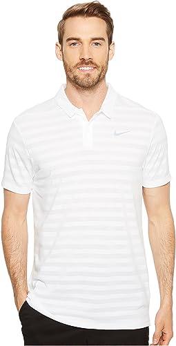 Nike Golf - Breathe Stripe Polo OLC