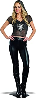 Dreamgirl Women's Knight Time Top Hooded Warrior DIY Costume Accessory