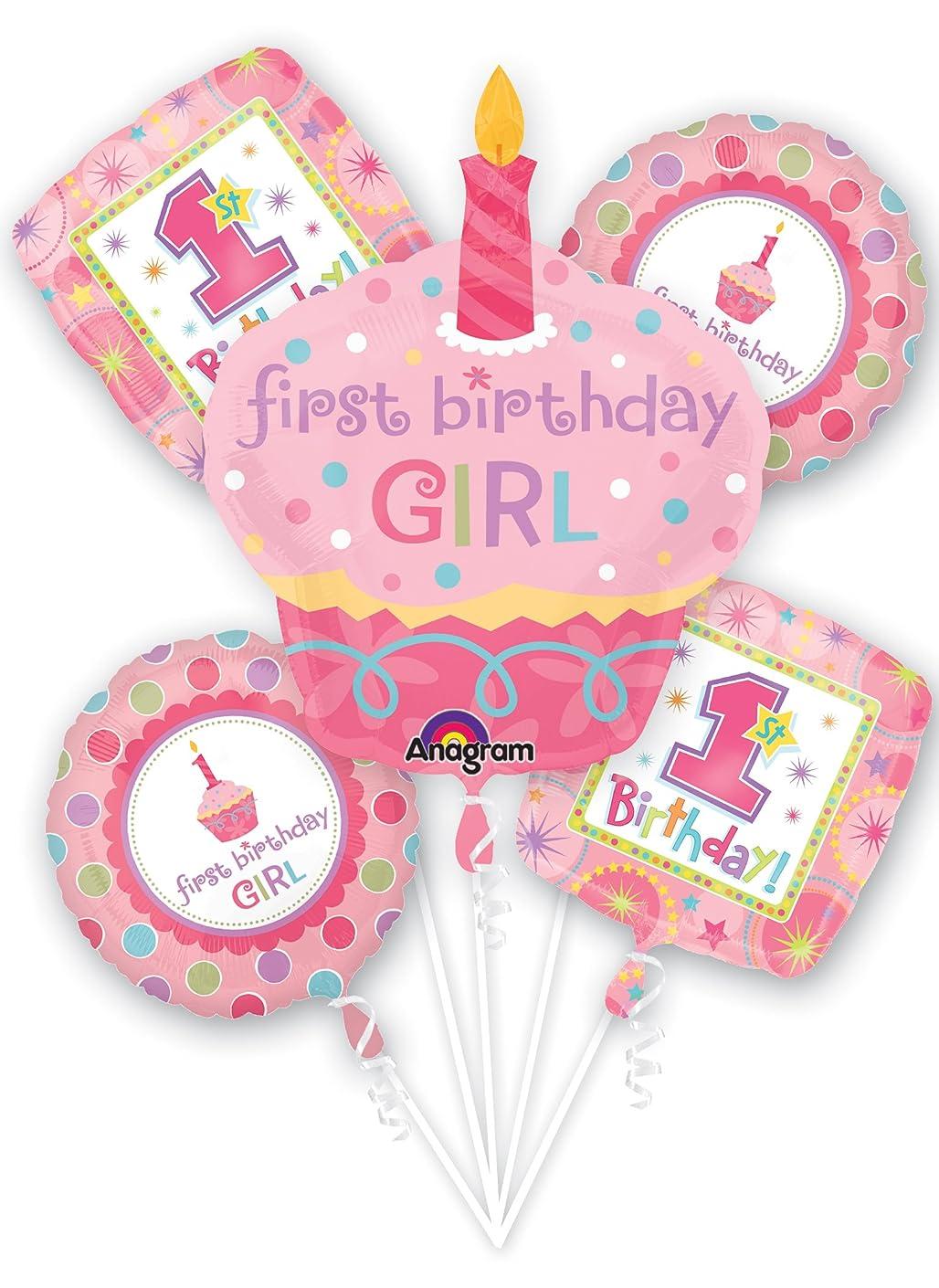 Sweet Little Cupcake Girl Bouquet