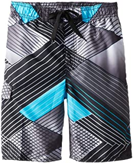 Kanu Surf Boys' Yolo Quick Dry Beach Swim Trunk