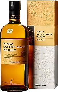 Nikka Coffey Malt Single Grain Whisky mit Geschenkverpackung 1 x 0,7l