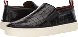 Bally - Herrison Croc Embossed Slip-On
